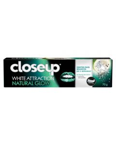 Close Up White Attraction Creme Dental Natural Glow 70g