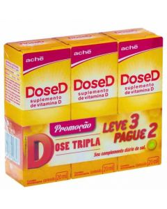 Kit DoseD Leve 3 Pague 2